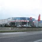 Продажбен, сервизен и административен център на Ситроен – Автомотор Корпорация